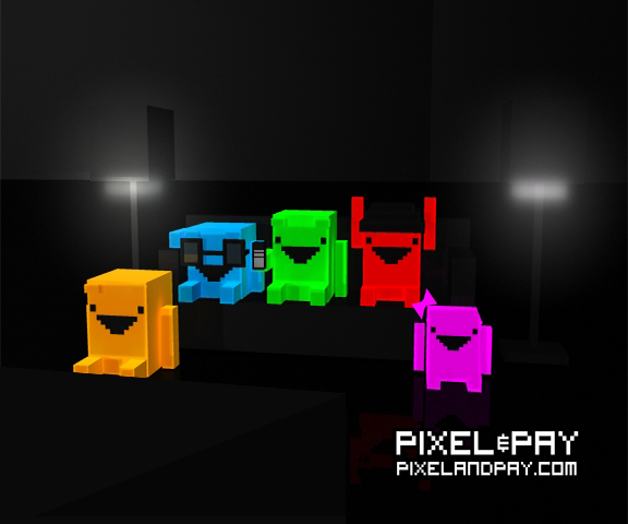 Pixel and Pay